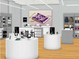 Dizayn Apple I Store 002